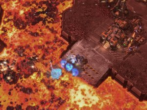 Starcraft II: Wings of Liberty Burning Tide