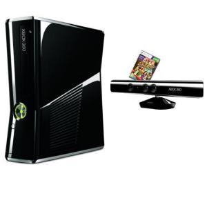 250 Xbox 360 Kinect Bundle
