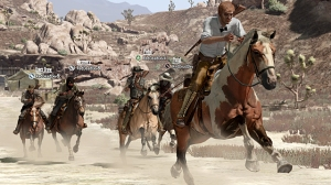 Red Dead Redemption Liars and Cheats