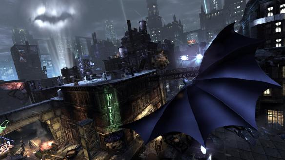 Batman: Arkham City screen 01