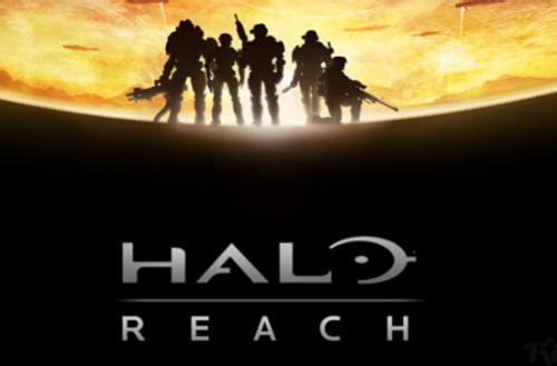 Halo: Reach logo