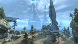 Halo: Reach Noble Map Pack Tempest