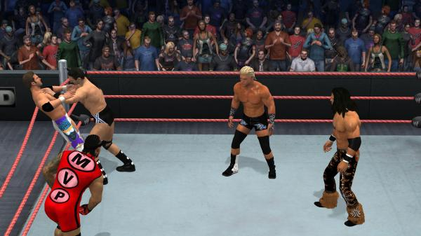 WWE Smackdown vs Raw 2011 Royal Rumble
