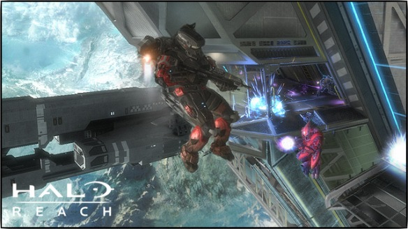 Halo: Reach Noble Map Pack