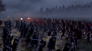 ogun 2: Total War soldiers