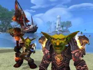 World of Warcraft: Cataclysm goblins