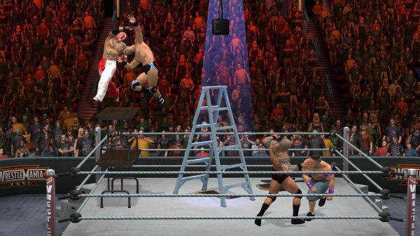 Smackdown vs. Raw 2011 Image 1