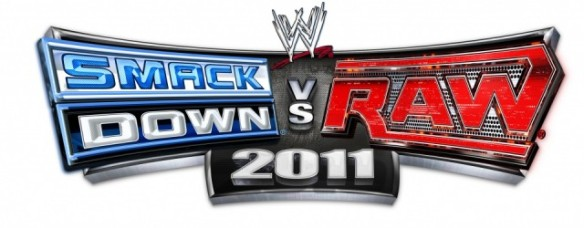Smackdown vs Raw 2011 logo