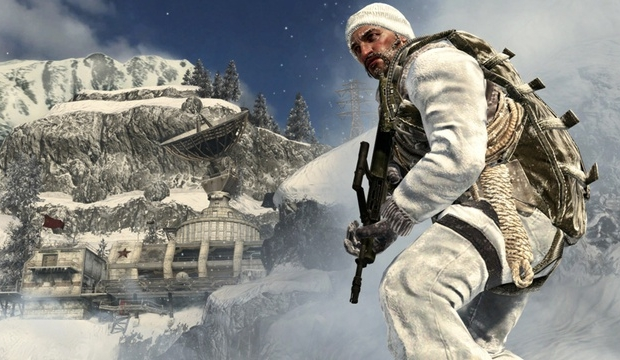 Call of Duty: Black Ops is this years' Christmas Number 1, having held onto