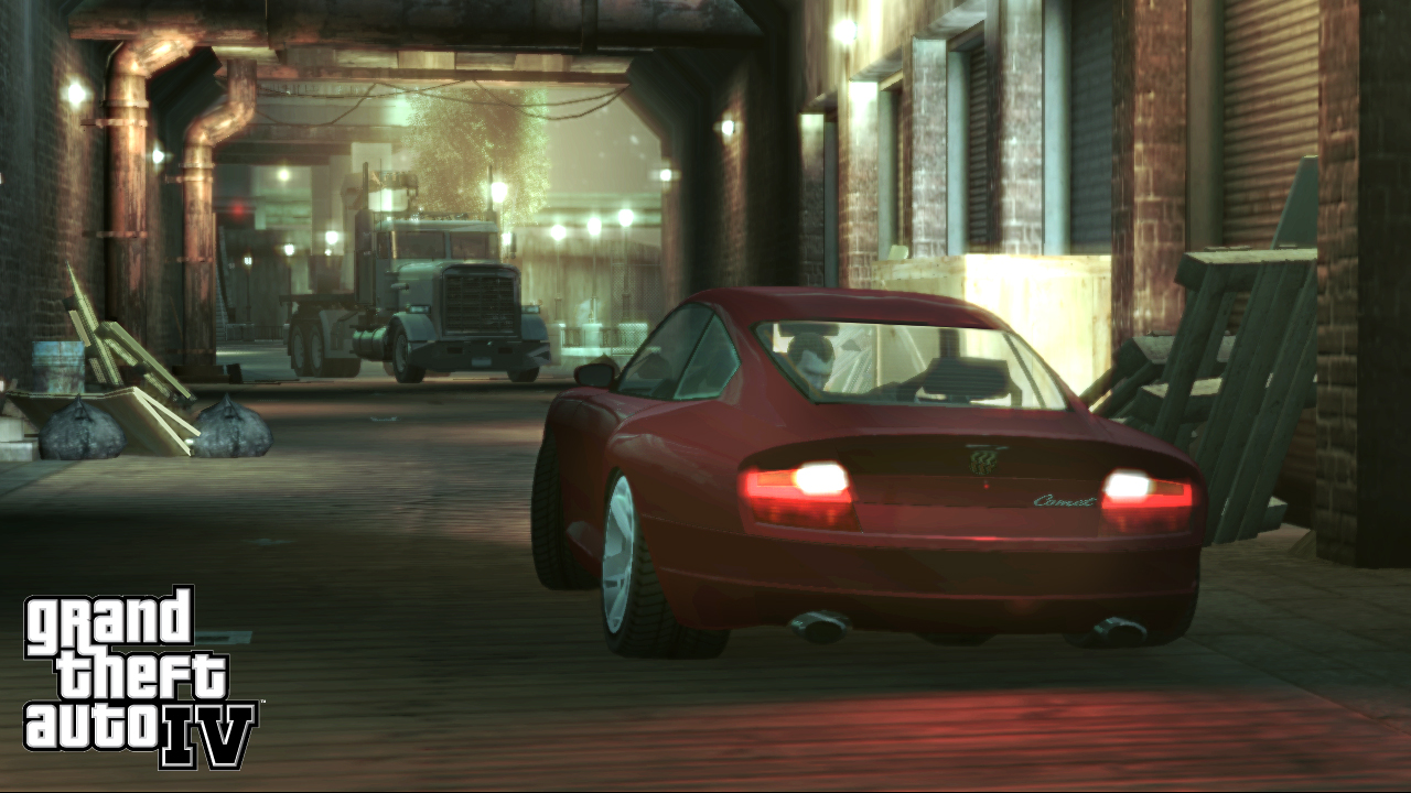 Train2Game news: Grand Theft Auto IV iCEnhancer mod looks very