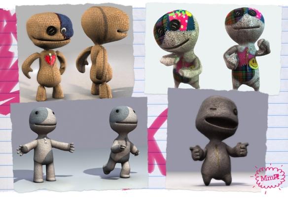 Sackboy Concepts 2
