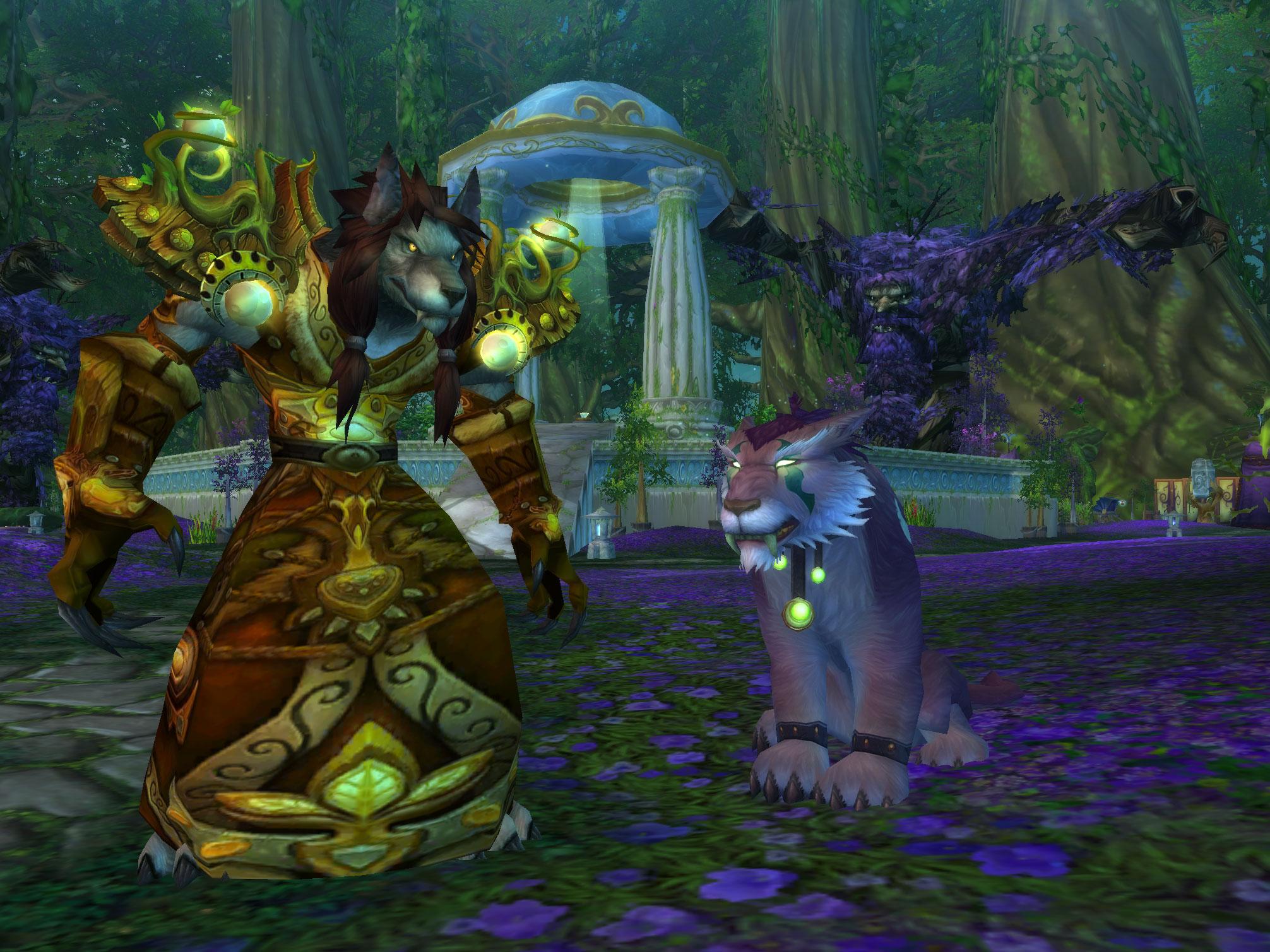 World of Warcraft Cataclysm Worgen