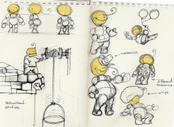 LittleBigPlanet YellowHead