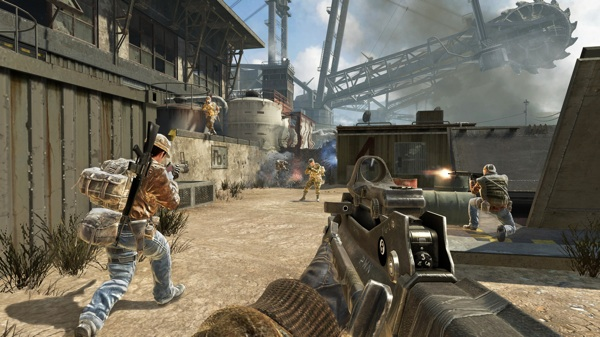 Call of Duty: Black Ops Train2Game blog image