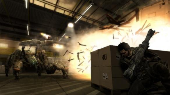 Deus Ex: Human Revolution Train2Game blog image