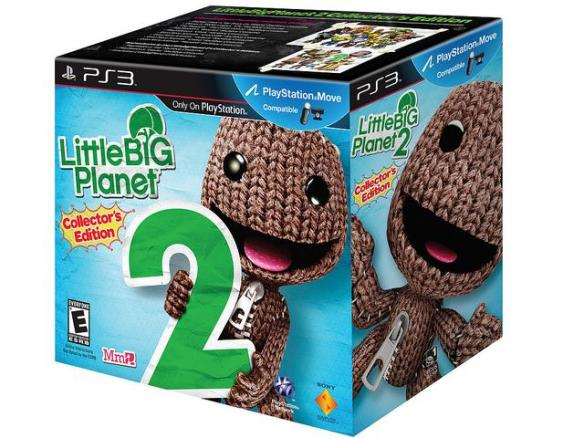 LittleBigPlanet 2 collectors edition