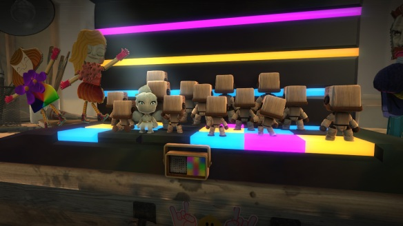 LittleBigPlanet 2 Train2Game
