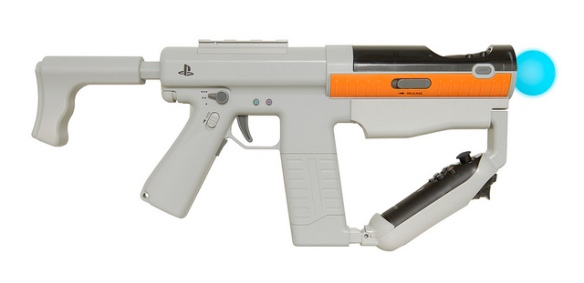 PlayStation sharp shooter