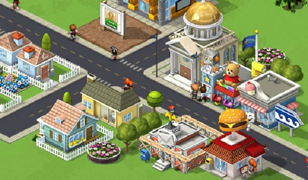 More About CityVille