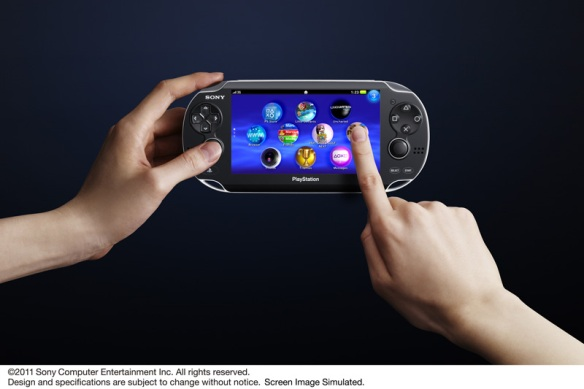 Sony PSP2 Train2Game blog image