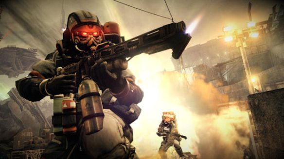 Killzone 3 Train2Game blog image