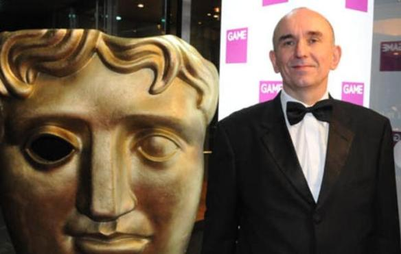 Peter Molyneux BAFTA Train2Game blog image