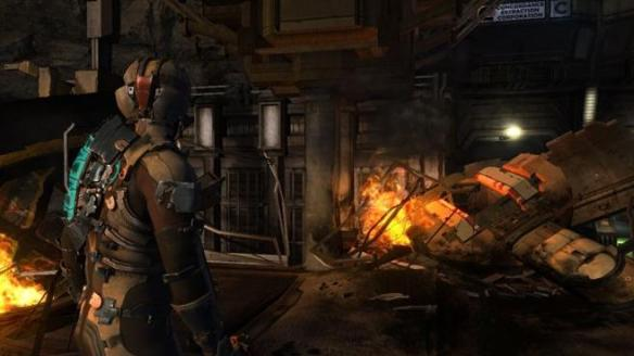 Train2Game blog Dead Space 2 image