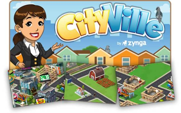 Cityville Train2Game blog image