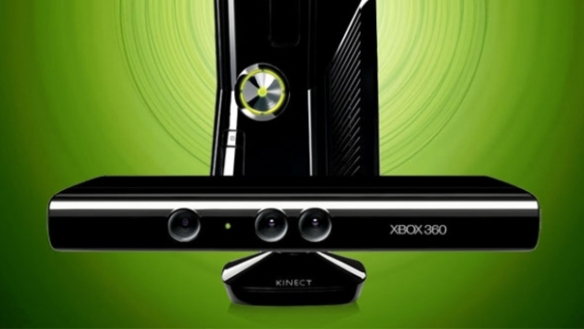 Kinect for Xbox 360 Train2Game blog image