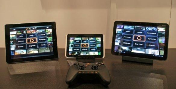 OnLive tablets