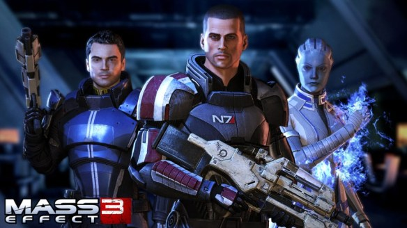 Mass Effect 3 will have Kinect support