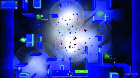 Frozen Synapse by Mode 7 Games is published through Steam
