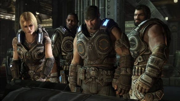 Gears of War 3 Train2Game blog image