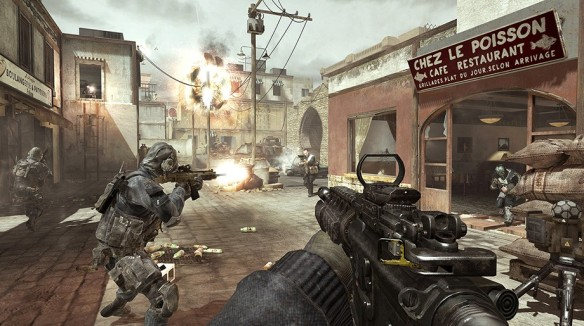 Call of Duty Modern Warfare 3's does it look dated to you?