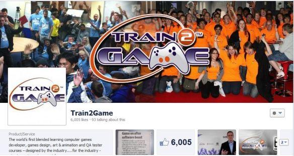 Train2Game FB