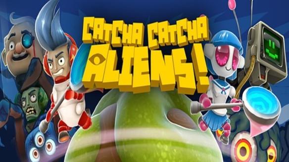 Catcha Catcha Aliens