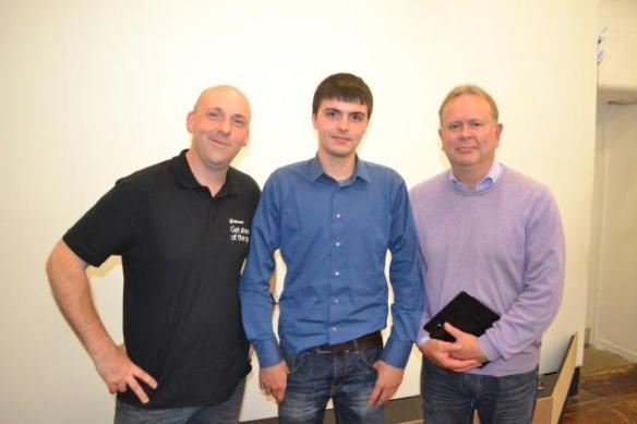 Andrew Webber (Microsoft), Nicola, Andy Payne