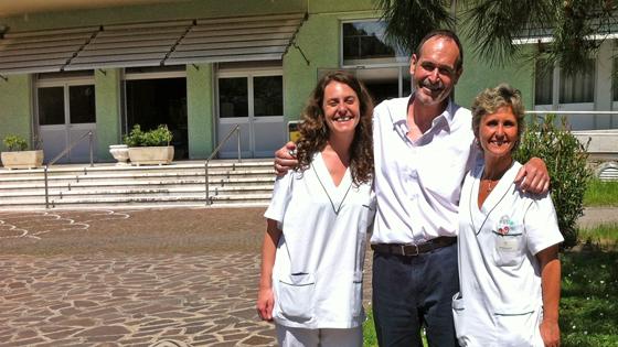 Dr Mick in Venice