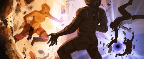 Mass Effect Concept Art