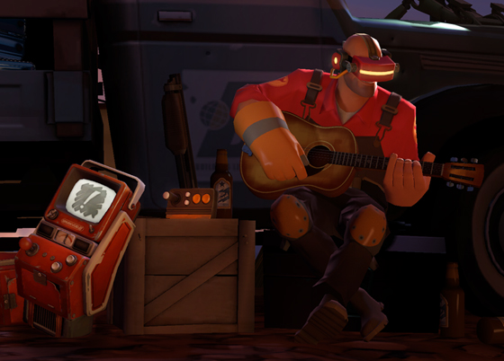 Team Fortress 2 SpecialEffect