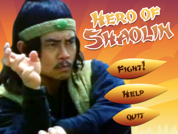 Hero of Shaolin