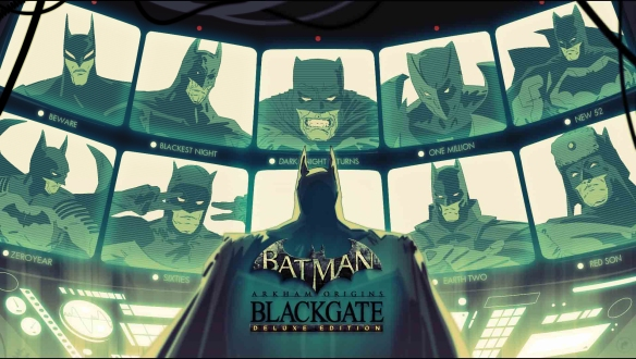 Batman AO Blackgate
