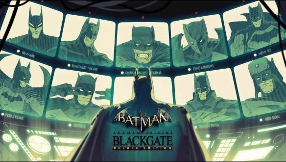 Batman AO Blackgate
