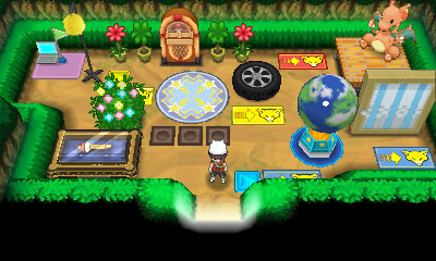 Pokemon Secret Base
