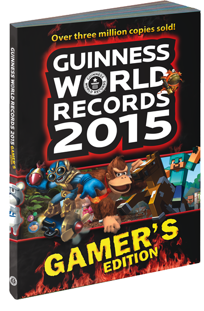 Guinness World Record Gaming 2015
