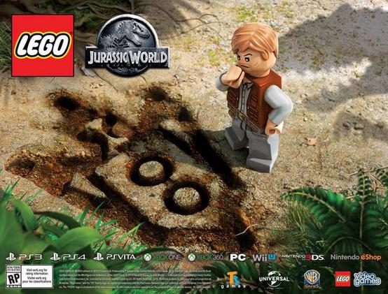 Lego Jurrasic World