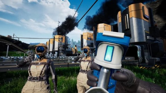 Unreal | The Train2Game Blog
